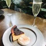 The Kitchen Salvatore Cuomo GINZA - ドルチェセット