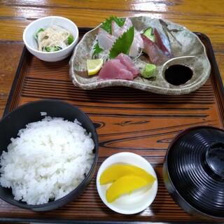 御食事処 あしずり - 料理写真: