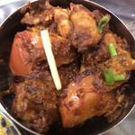 ヒマラヤンネパール食堂 - チキン