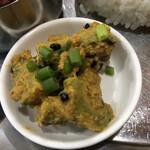 ヒマラヤンネパール食堂 - ゴーヤ