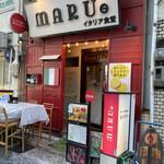 イタリア食堂MARU。 -
