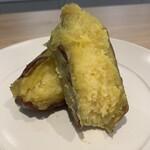 オイモカフェ ゼンプクジ - シルクスイート