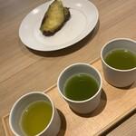 オイモカフェ ゼンプクジ - 田畑園オリジナル
