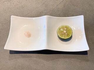 麺屋 しん道 - 塩とすだち