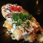 えびす堂 - 料理写真:とん平焼き
