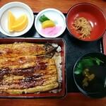 満寿家 - 料理写真:うな重(特)