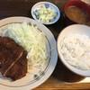 むらた - 料理写真:ロースカツ定食@820円