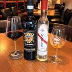 酒の大桝 wine-kan - レ・マンフレディ アリアニコ・デル・ヴァルチュレ '15(790円)  ダーレンベルグ ザ・ノーブル・リンクルド リースリング '18(650)