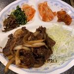 焼肉あけぼの - 料理写真: