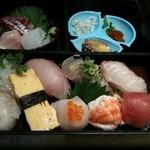 魚河岸料理 うおぎん - 2010年6月5日