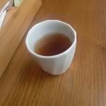 茶茶の間 - 茶(初めて飲んだお茶だ)