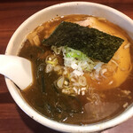 Ayumi - 煮豚らーめん
