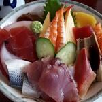 にしき寿司 - 料理写真:海鮮丼(大盛り)