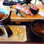 寿司吟 - 旭定食