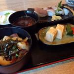 寿司吟 - てこね定食