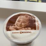 CROSSING CAFÉ - 安室ちゃんラテ