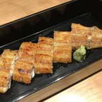 Hitsumabushinagoyabinchou - 白焼き
