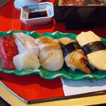 Nihonriyourikisshou - お寿司