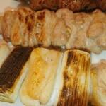 137499321 - ねぎ肉、せせり、レバ
