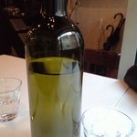 Bistro Galop - お水はボトルで