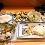 割烹 ゆう介 - ゆう介定食@2000円
