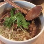 麺酒喰処 麺人 - パーコー麺(大盛り)