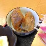 海幸 - 海幸定食の小鉢