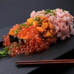 板前寿司 離れ個室 - こぼレインボー