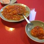 チャイナテーブル 金龍菜館 - 料理写真: