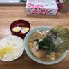 オノミチ - 料理写真:ラーメン 味玉 ライス