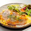 ひまわり - 料理写真:厚切りとんぺい焼き