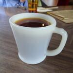 カフェ ヒラナガ - ドリンク写真:浅やき