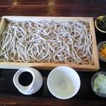 13751277 - 板蕎麦(太麺)