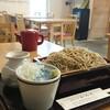 手打そば かのん - 料理写真:もりそば(十割) ¥600
