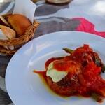 Kitchen GOOD!! - トマト煮込みハンバーグ