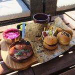 PEANUTS Cafe - スライダープレート