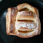 ベッカライ・エアリッヒ - 料理写真:アップルパイ