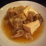 松竹膳處 - 肉豆腐