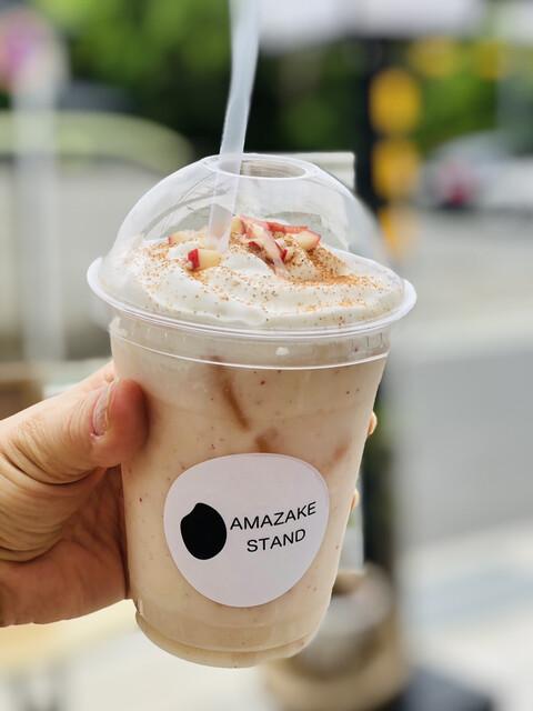 スタンド 鎌倉 甘酒