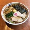 ソラノイロ - 料理写真:中華そば 780円