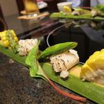 舞桜 - 前菜 夏野菜