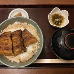 うなぎ薩摩 - 料理写真: