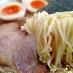 麺屋才蔵 - 麺アップ