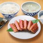 仙台牛たんけやき - 料理写真:
