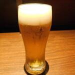 七色てまりうた - 生ビール(スーパードライ)