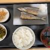 きらら女川 - 料理写真:焼きサンマ定食 780円です