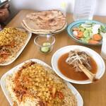 ユズフザイハラール - 料理写真: