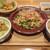 首里 - ゴーヤチャンプル定食