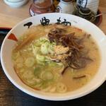 三豊麺 - 白とんこつ