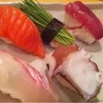 肴や BARO - 寿司盛り5貫